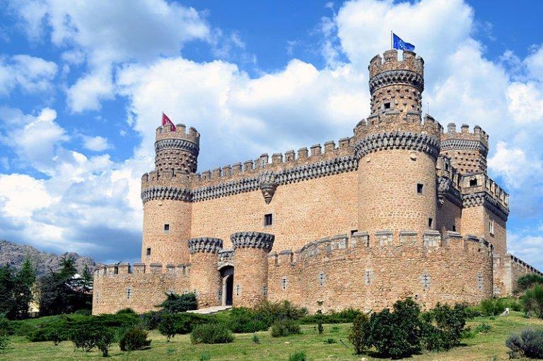 Castillo de Manzanares: Visitas para estudiantes