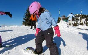 El viaje de esquí del colegio