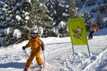 Día de esquí en Madrid