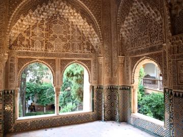 La Alhambra; un viaje de estudios especial
