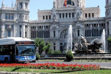 Madrid Plaza Cibeles