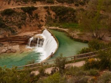 Sierra de Guara - Salto