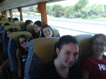 viaje estudiantes