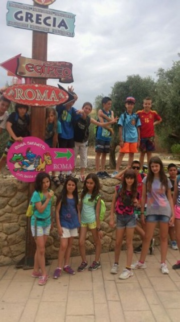 viaje de fin de curso en Valencia