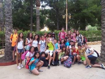 viaje de estudios Valencia