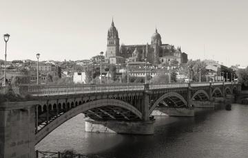 Viaje fin de curso escolar a Salamanca