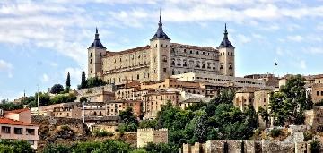Toledo + Gymkhana temática