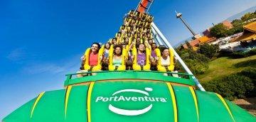 Viaje a Port Aventura y Barcelona por 149€