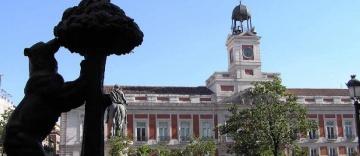 Viaje con profesores Madrid